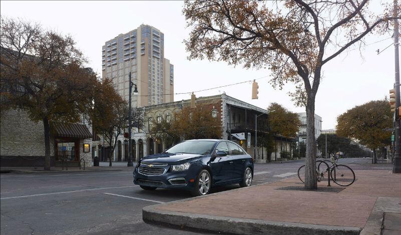 Chevrolet Cruze New