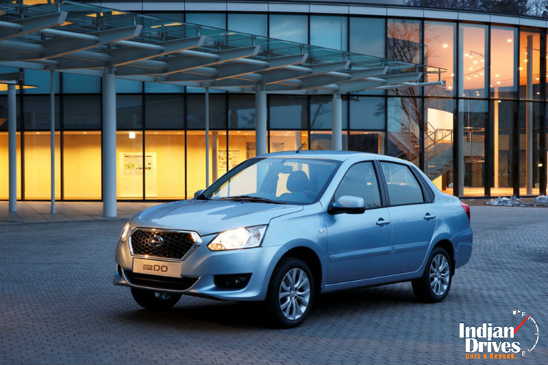 Datsun on-DO Sedan Launched in Russia