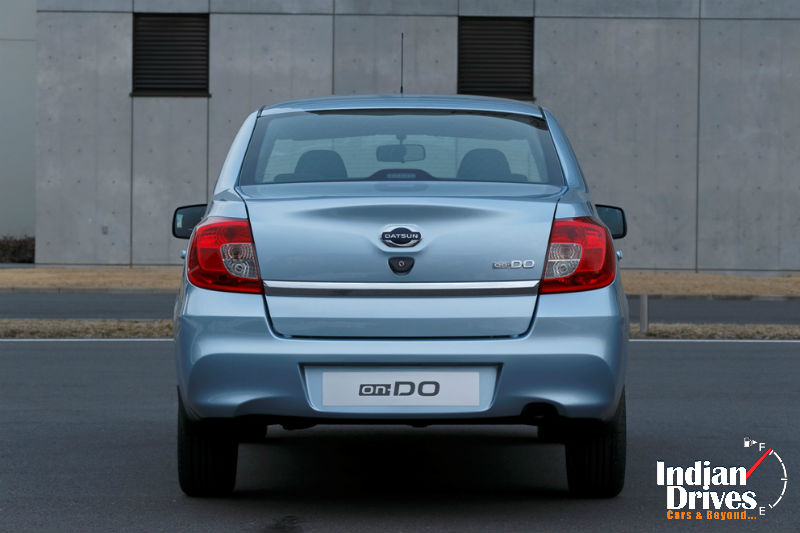 Datsun on-DO Sedan Launched