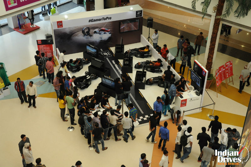 Mumbai Leading Nissan PlayStation GT Academy Leaderboard
