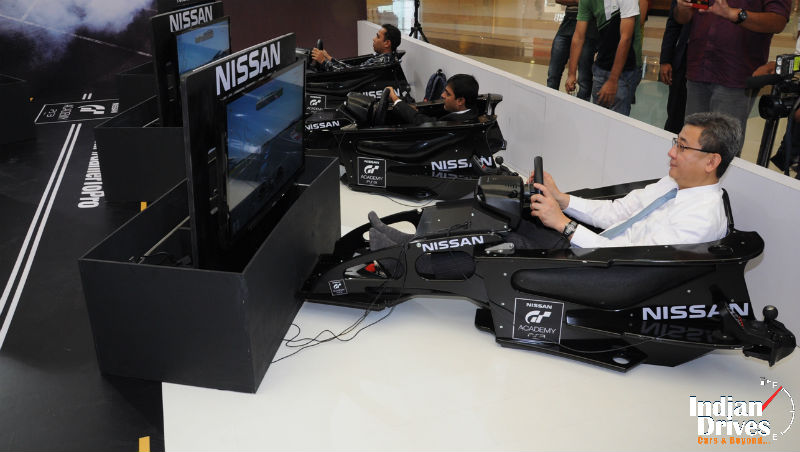 Nissan PlayStation GT Academy Leaderboard