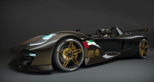 Dubai Roadster To Be Unveiled at 2015 Dubai Motor Show