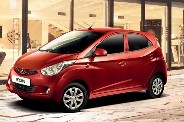 Hyundai Eon with 1-litre 3-cylinder Engine in Development