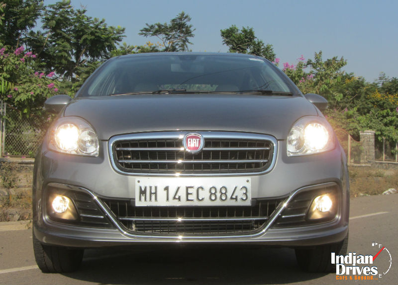 2014 Fiat Linea Facelift