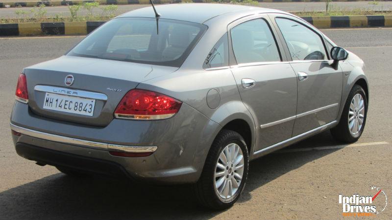 Fiat Linea Facelift 2014