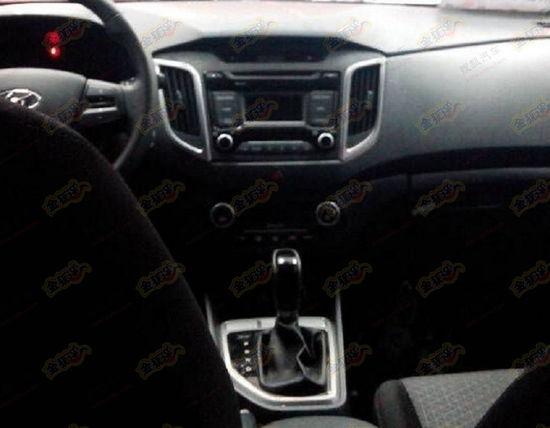 Hyundai iX25 Compact