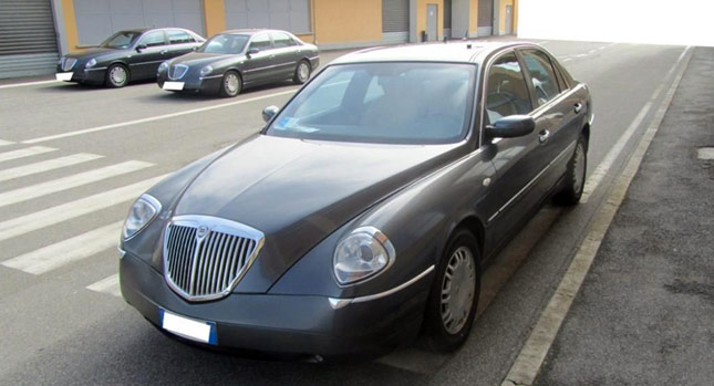 Italian Government Auctions Ministerial Cars on eBay