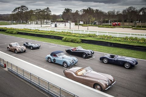 Jaguar announces a stellar line-up