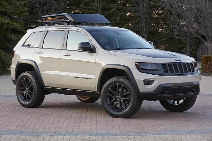 Jeep Grand Cherokee EcoDiesel