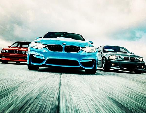 2014 BMW 3 Series/4 Series