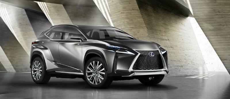 All-New Lexus NX World Premiere