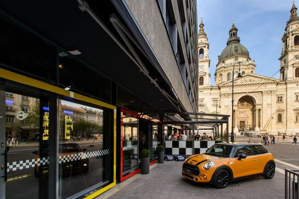 MINI BAR opened in Budapest