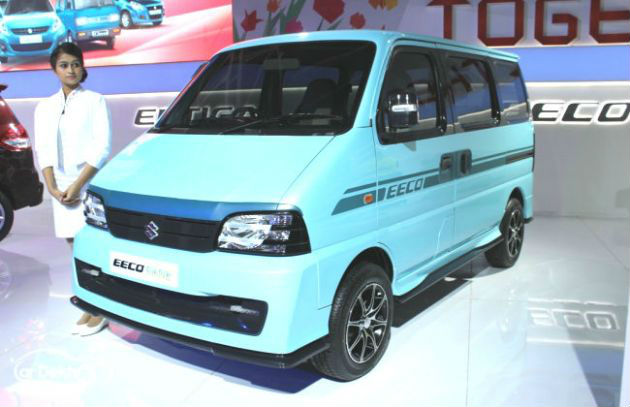 Maruti Eeco Diesel Launch in 2016