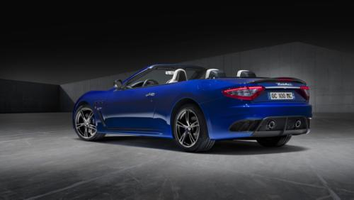 Maserati GranTurismo Back View New