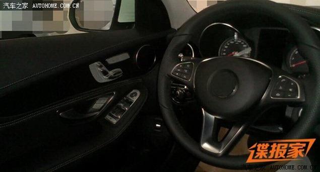 Mercedes-Benz C-Class interiors