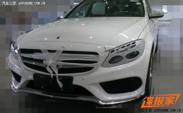 Mercedes-Benz C-Class long-wheelbase