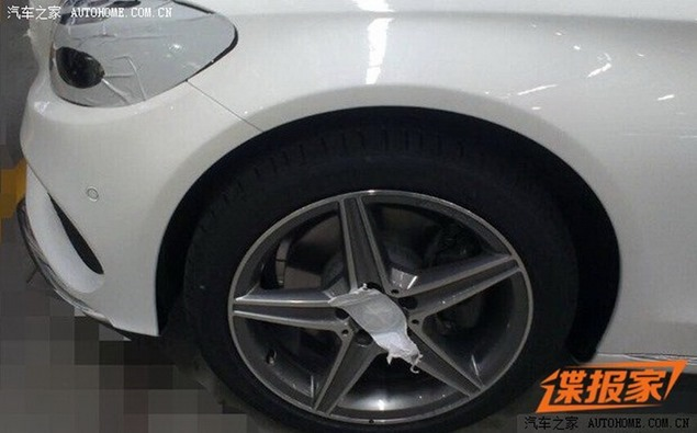 Mercedes-Benz Extended Wheelbase