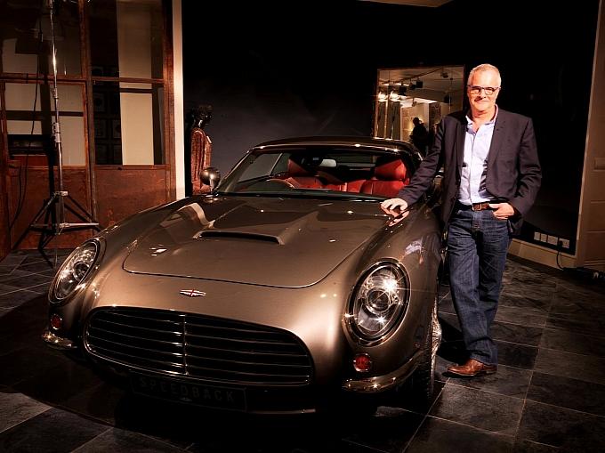 Monaco Motor Show 2014