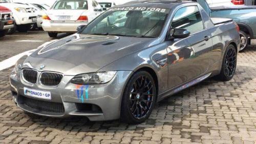 New BMW M3 Pickup Truck