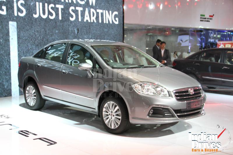 New Fiat Linea