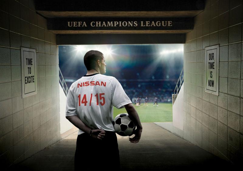 Nissan Scores Global UEFA Champions League Partnership Deal