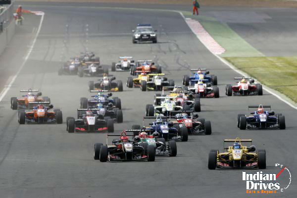 One victory and three podium places for Volkswagen at Formula 3 opener