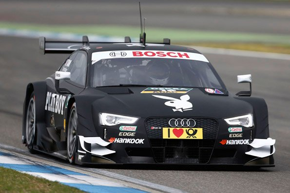 Audi Driver Adrien Tambay To Feature Playboy In The DTM