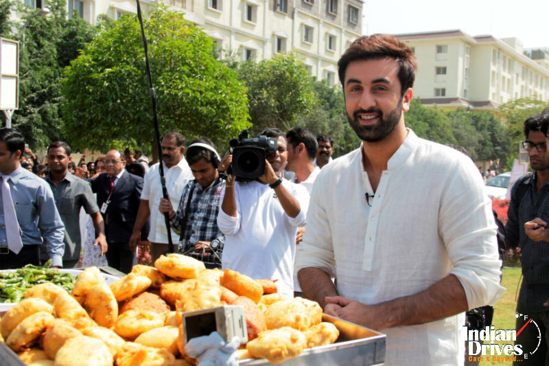 Ranbir Kapoor for Mission Sapne