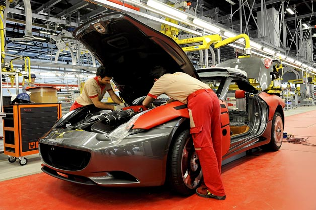 Record bonus awarded to Ferrari employees