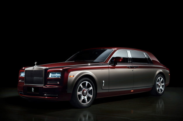 Rolls-Royce Pinnacle Travel Phantom in Beijing