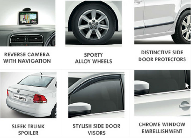 Volkswagen Vento Preferred Edition Launched