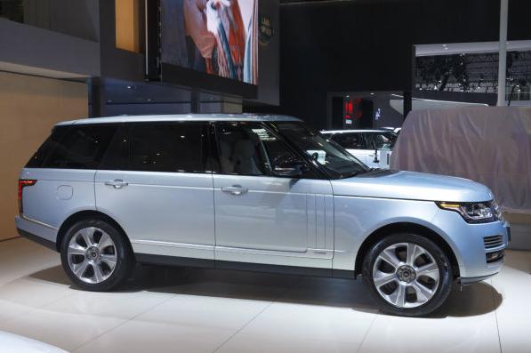 New Range Rover Hybrid