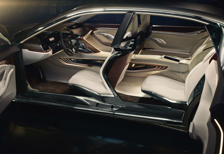 Bmw Vision Future Luxury Interiors