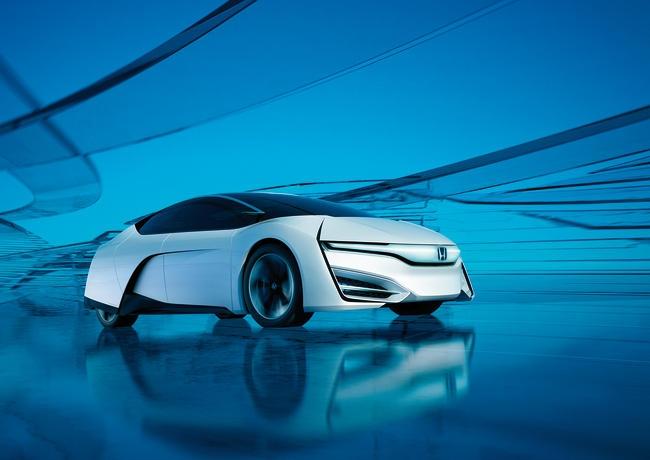Honda Joins £31m (€38.4m) Pan-European Project To Develop Hydrogen Cars