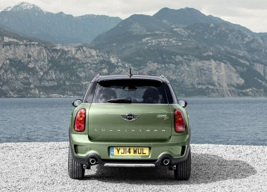 New 2015 Mini Countryman Revealed