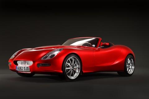Trident Iceni diesel sports car revealed