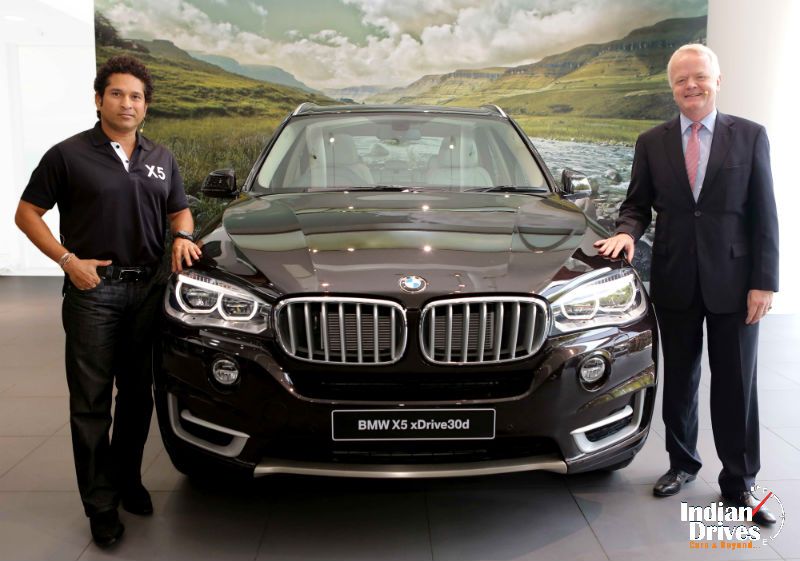 New BMW X5 Launched in India for Rs 70.9 Lakh