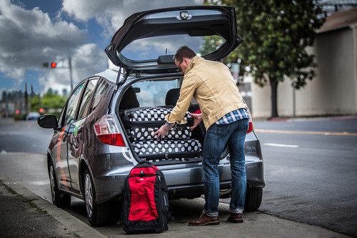Zipcar, Honda Announce OneWay Car Sharing With 2015 Fit