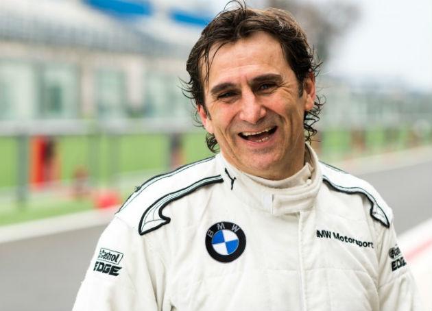 Alessandro Zanardi Announced as New BMW Brand Ambassador