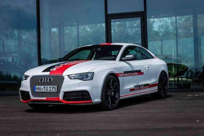 Audi RS5 TDI Coupe concept