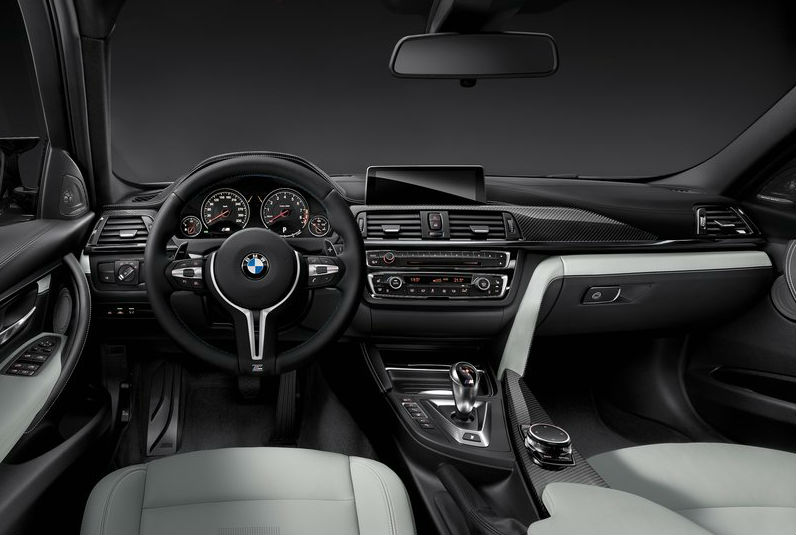 BMW M3 Completes Interiors