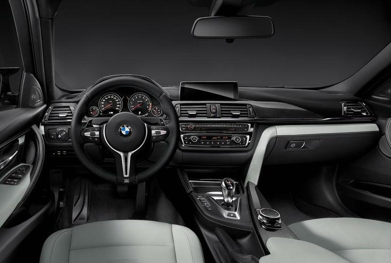 BMW M3 Completes Interiors