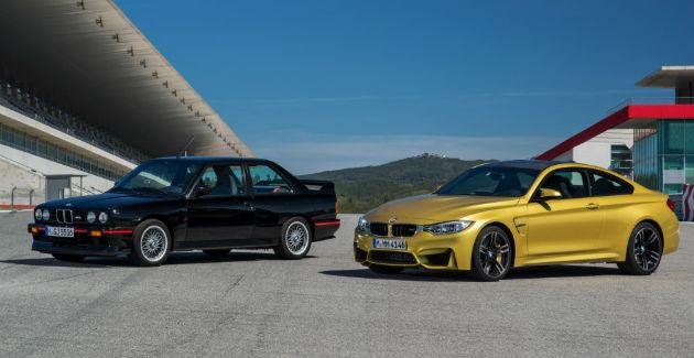 BMW M3/M4 model