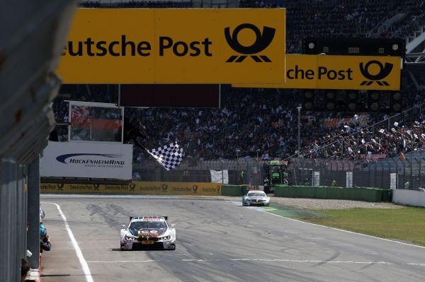 BMW M4 DTM Claimed Maiden Victory of the Season