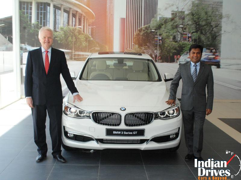 BMW Showroom in Udaipur