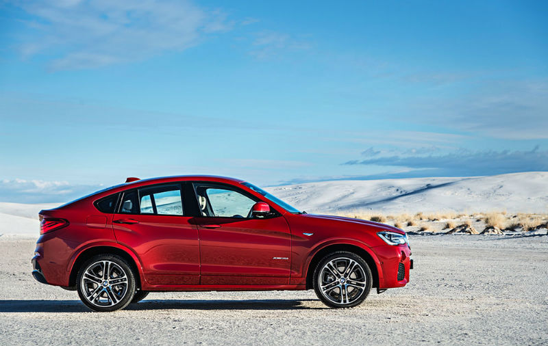 BMW X4 Launched In Australia