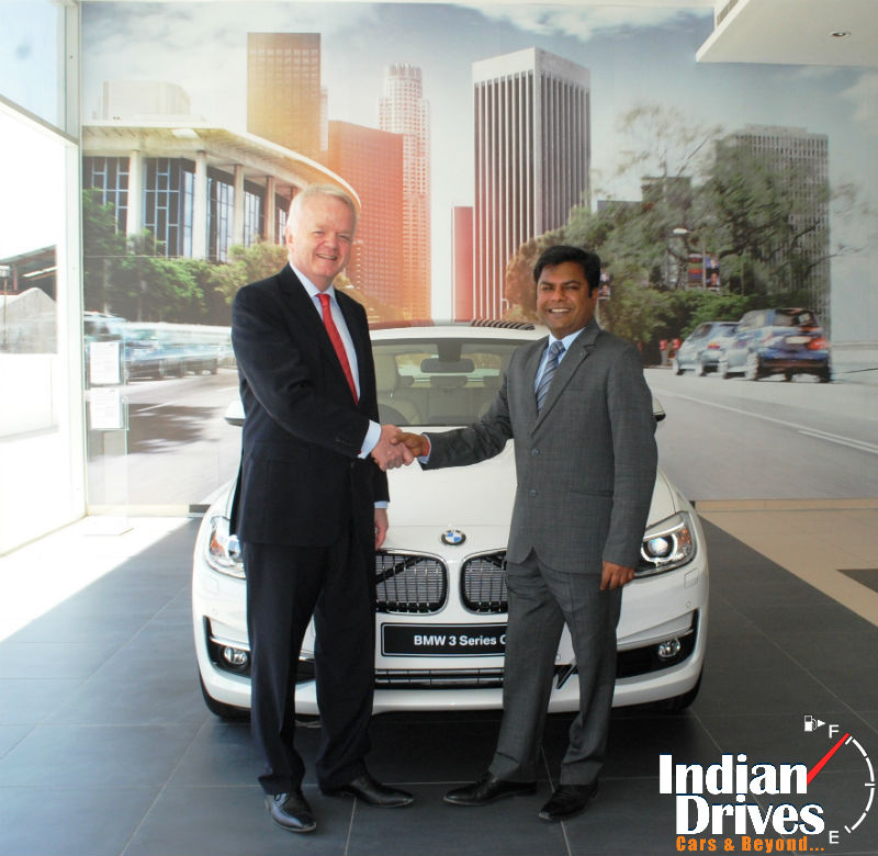 BMW in India