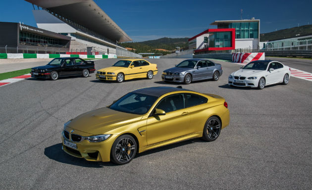 BMW Model's