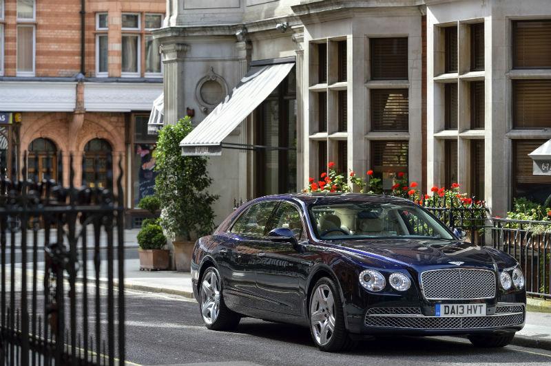 Bentley Mulsanne is Best Luxury Car Telegraph Motoring Awards