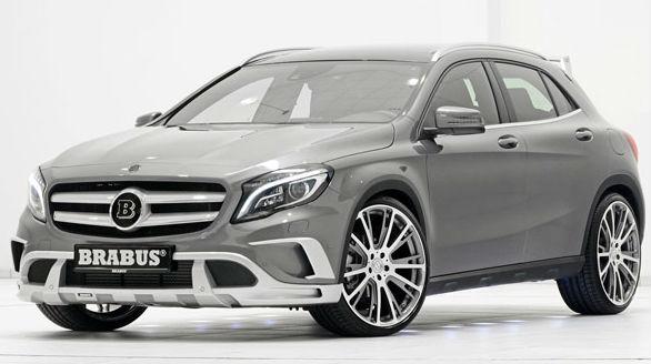 Brabus Mercedes Benz GLA